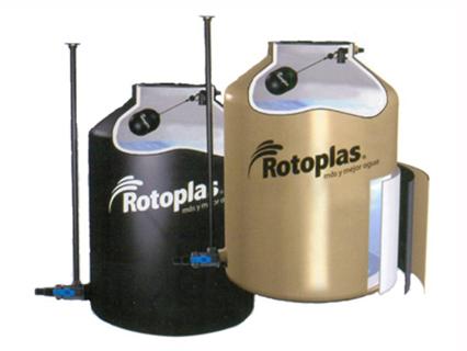 Tinaco rotoplas for Rotoplas 1100 litros